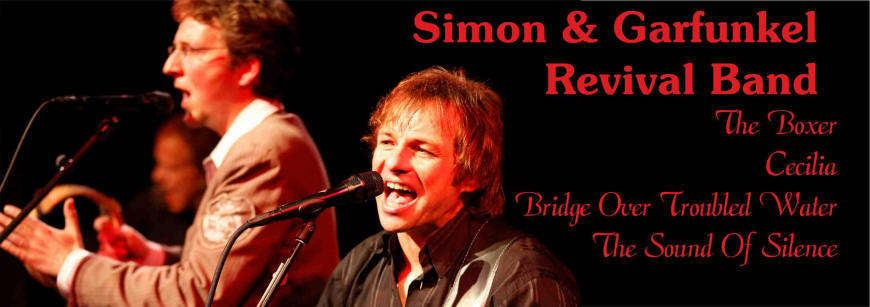 Simon and Garfunkel Banner